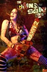 The Chainsaw Sally Show Season 2 (2012) afişi