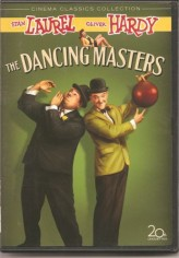 The Dancing Masters (1943) afişi