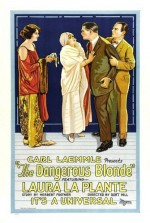 The Dangerous Blonde (1924) afişi