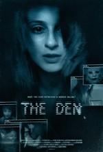 The Den (2013) afişi