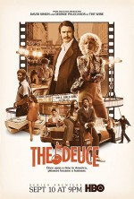 The Deuce (2017) afişi