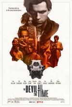 The Devil All the Time (2020) afişi