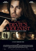 The Devil's Violinist (2013) afişi