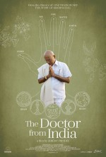 The Doctor From India (2018) afişi