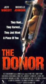 The Donor (1995) afişi