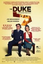 The Duke (2020) afişi