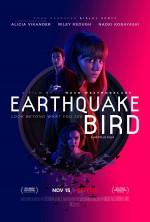 The Earthquake Bird (2019) afişi