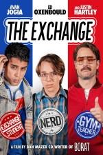 The Exchange (2021) afişi