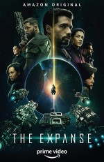 The Expanse Sezon 4 (2019) afişi