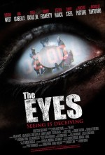The Eyes (2017) afişi