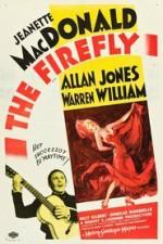 The Firefly (1937) afişi