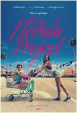 The Florida Project (2017) afişi