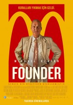 The Founder (2016) afişi