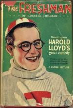 The Freshman (1925) afişi