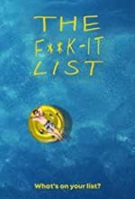 The Fuck-It List