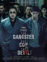 The Gangster, The Cop, The Devil (2019) afişi