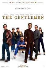 The Gentlemen (2020) afişi