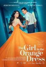 The Girl in the Orange Dress (2018) afişi