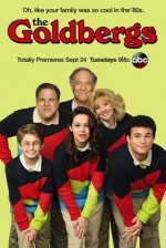 The Goldbergs (2013) afişi