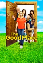 The Good Place Sezon 3 (2018) afişi