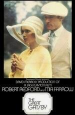 The Great Gatsby (1974) afişi