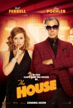 The House (2017) afişi