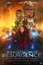 Ölümsüzlerin Savaşı (2019) afişi