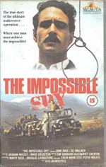 The Impossible Spy (1987) afişi