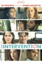The Intervention (2016) afişi