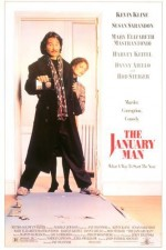 The January Man (1989) afişi