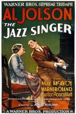 The Jazz Singer (1927) afişi
