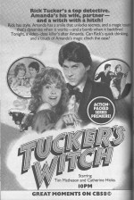 Tucker's Witch (1982) afişi