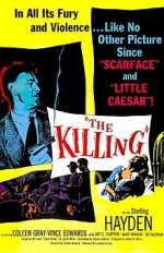 The Killing (1956) afişi