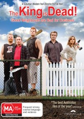 The King Is Dead (2012) afişi