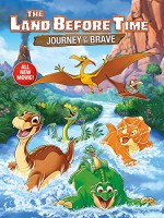 The Land Before Time XIV: Journey of the Heart (2016) afişi