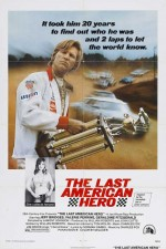 The Last American Hero (1973) afişi