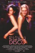 The Last Days Of Disco (1998) afişi