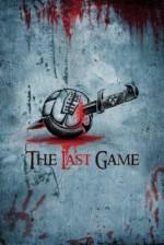 The Last Game (2016) afişi
