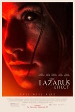 Lazarus Etkisi (2015) afişi