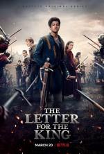 The Letter for the King (2020) afişi