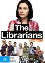 The Librarians (2009) afişi