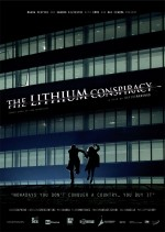 The Lithium Conspiracy (2012) afişi