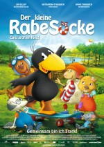 Der Kleine Rabe Socke (2012) afişi