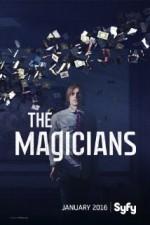 The Magicians (2015) afişi