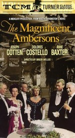 The Magnificent Ambersons (1942) afişi