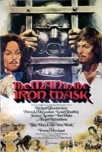 The Man in the Iron Mask (1977) afişi