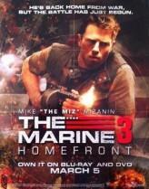 The Marine 3: Homefront (2013) afişi