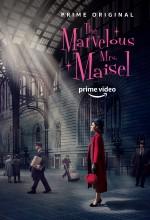 The Marvelous Mrs. Maisel Sezon 2 (2018) afişi