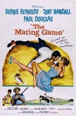 The Mating Game (1959) afişi