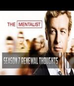 The Mentalist (2015) afişi